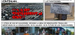 VACACIONES EN ABERTIS. Los negociadores de la empresa se van de vacaciones (parte II)
