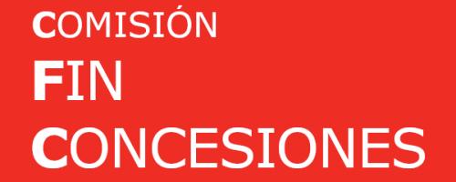 COMISIÓN FIN DE CONCESIONES